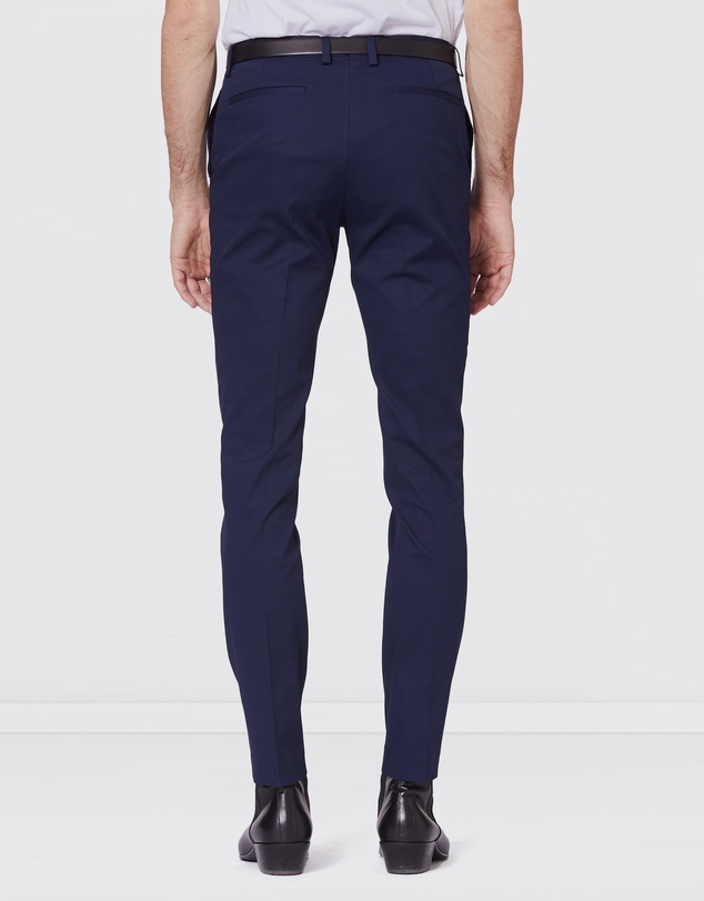 Jack London - Navy SS Dress Chinos