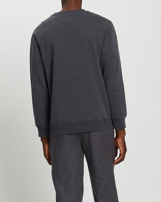 Assembly Label Reeve Lounge Sweat - Sweats (Charcoal)
