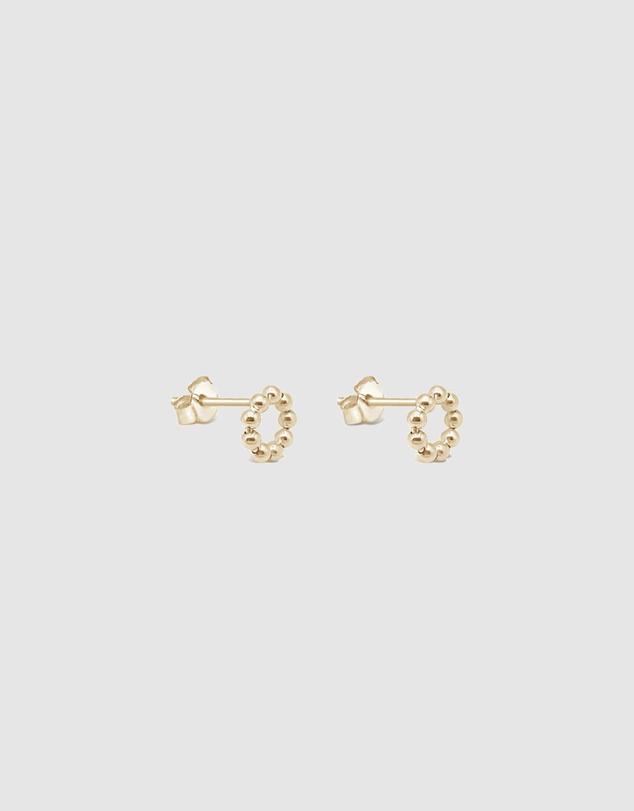 Women Eternity Stud Earrings