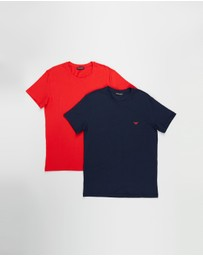 Emporio Armani - 2-Pack T-Shirt