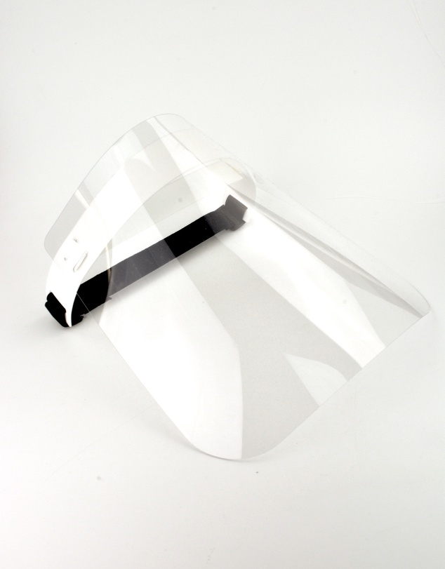 Life Protective Plastic Face Shield