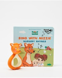 Mizzie The Kangaroo - Mini Singer Gift Set
