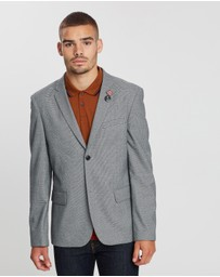 Ben Sherman - White Noise Blazer