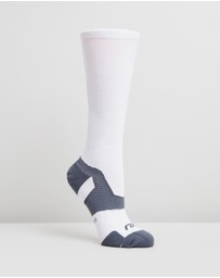 2XU - Vector Light Cushion Full-Length Socks - Unisex