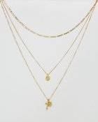 The Isidore Cross Necklace