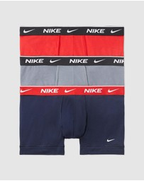 Nike - Everyday Cotton Stretch Trunk 3-Pack