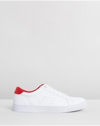 Tommy Hilfiger - Tommy Lace-Up Casual Sneakers