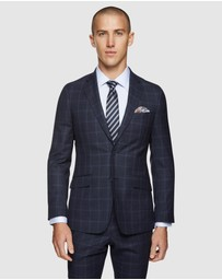 Oxford - New Hopkins Wool Checked Jacket