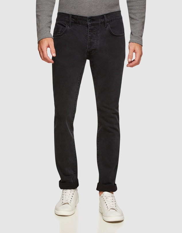 Oxford - Victor Slim Fit Stretch Jeans