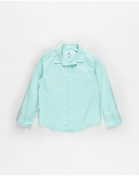 Free by Cotton On - Harper LS Shirt - Teens