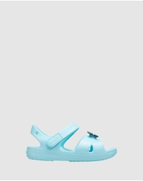 Crocs - Classic Cross Straps Sandals