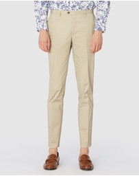 Jack London - Taupe Dress Chinos
