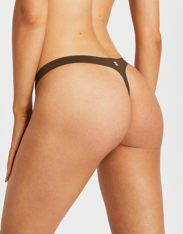Women Barely There Thong