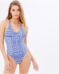Rip Curl - White Out One-Piece