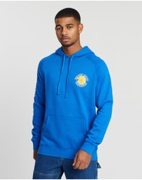 Mitchell & Ness - Wordmark Hoodie - Golden State Warriors
