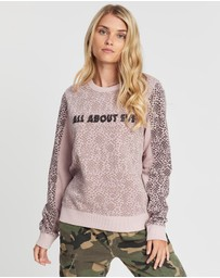 All About Eve - Venom Crew Sweater