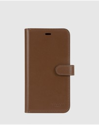 Coach - Coach Leather Folio Case for iPhone 11 Pro Max