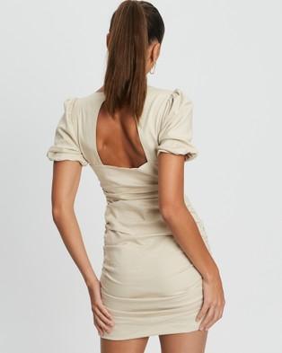 BWLDR Must Have Dress - Dresses (Beige)
