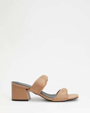 Therapy Serafina - Sandals (Mocha PU)