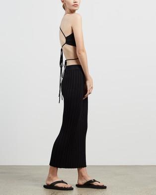 Bec + Bridge Envie Midi Skirt - Pencil skirts (Black)