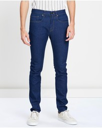 CERRUTI 1881 - Slim Raw Denim Jeans