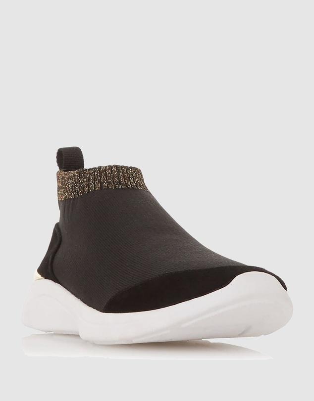 Women Easy Sock Boot