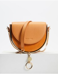 See By Chloé - Mara Suede Evening Bag