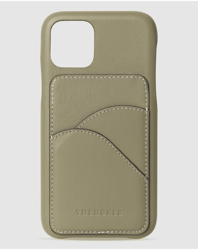 The Horse - iPhone 11 Pro - The Scalloped iPhone Cover