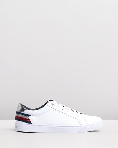 95651e541cd4a Playful Badge Sneakers - Women s by Tommy Hilfiger Online