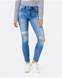 Forever New - Emmy Relaxed Straight Jeans