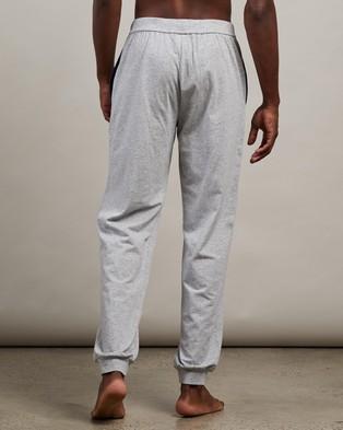 BOSS Mix&Match Sweatpants - Sleepwear (Light Pastel Grey)