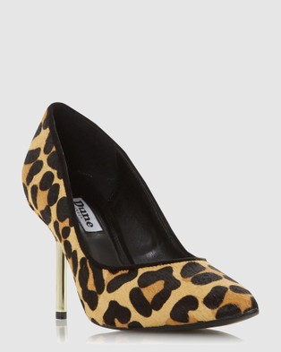 Dune London - Business All Pumps (Leopard)