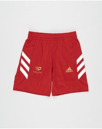 adidas Performance - Salah Football-Inspired Shorts - Kids-Teens