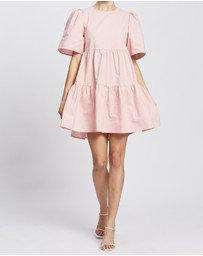 Atmos&Here - Amora Cotton Mini Dress