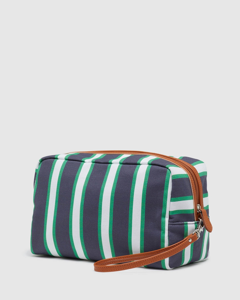 Oxford Henry Washbag Toiletry Bags Green