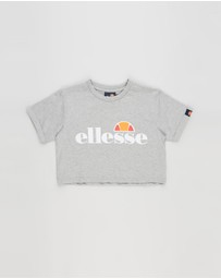 Ellesse - Nicky Cropped Tee - Kids-Teens