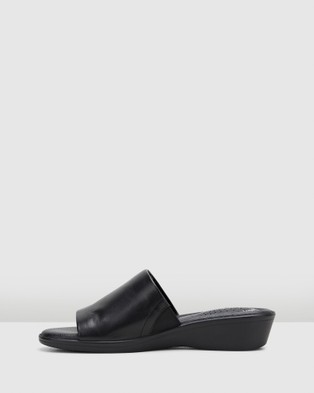 Hush Puppies Coco - Sandals (Black/Black)