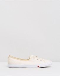 Converse - Chuck Taylor All Star Ballet Lace Slip-On - Women's