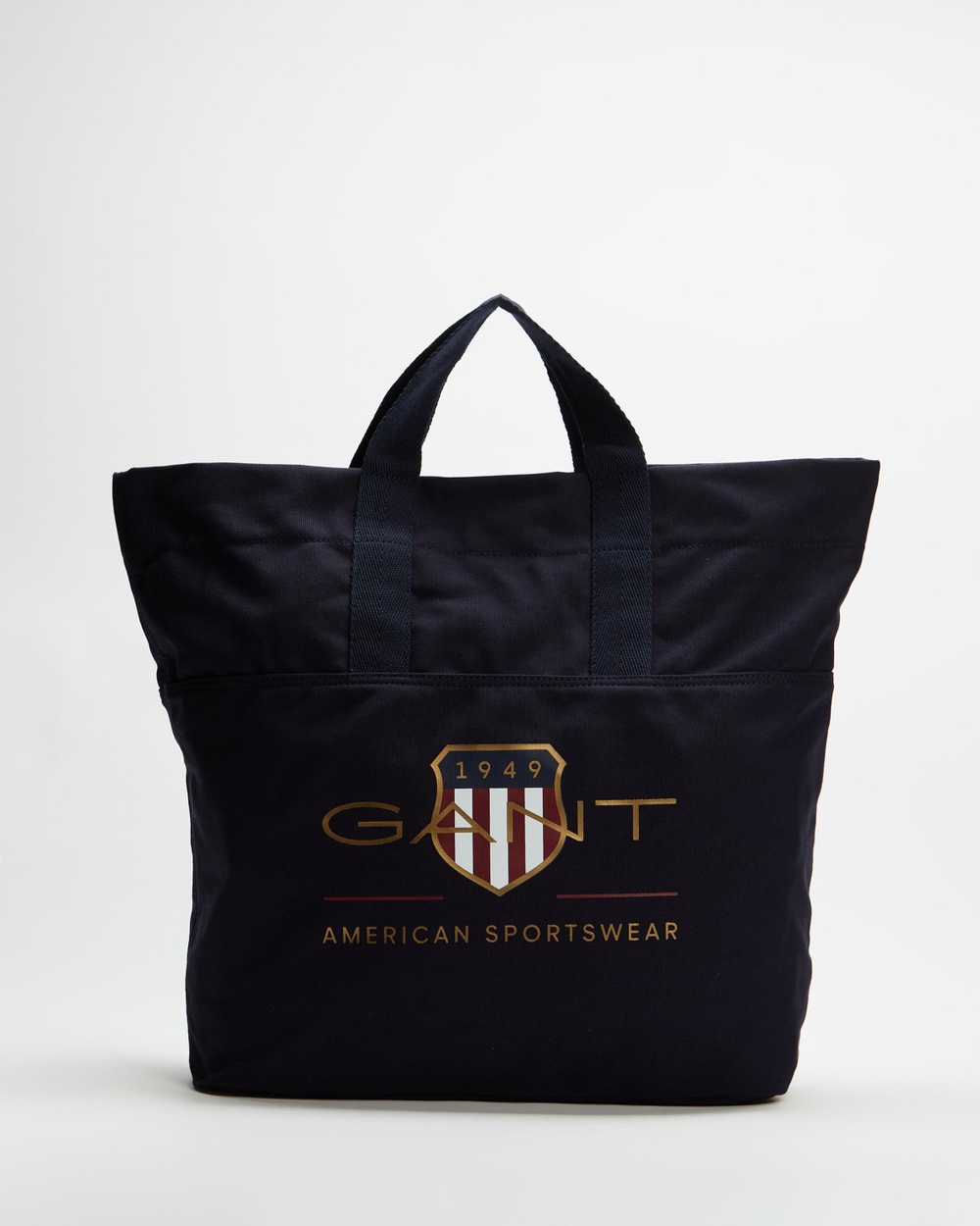 Gant D1. Archive Shield Tote Bags Marine