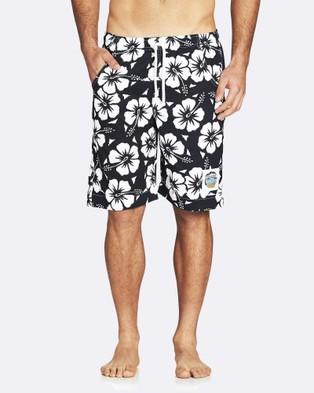 Okanui – Classic Shorts – Shorts (Navy)