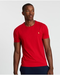 Polo Ralph Lauren - Jersey Short Sleeve T-Shirt