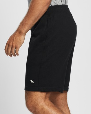 Abercrombie & Fitch Icon Shorts Black