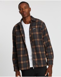 Rusty - Woodchuck Long Sleeve Overshirt