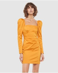 Manning Cartell - Victory Lap Square Neck Mini Dress