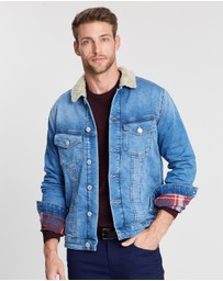 Jack & Jones - Slim Fit Denim Jacket