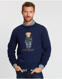 Polo Ralph Lauren - Long Sleeve Knit Sweatshirt