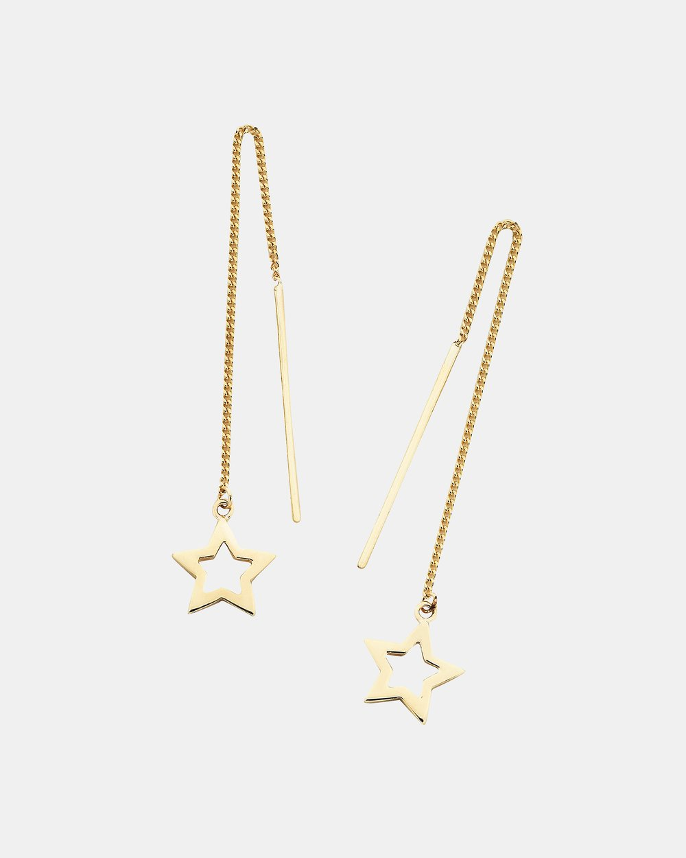 3148209156e Star Thread Earrings by Karen Walker Online