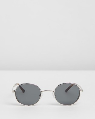 Amber Sceats Laurie Glasses - Sunglasses (Silver)