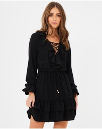 CHANCERY - Regina Frill Dress