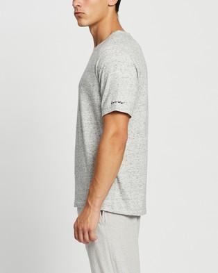 Bonds Comfy Livin' Jersey Tee - T-Shirts & Singlets (Lazy Marle)